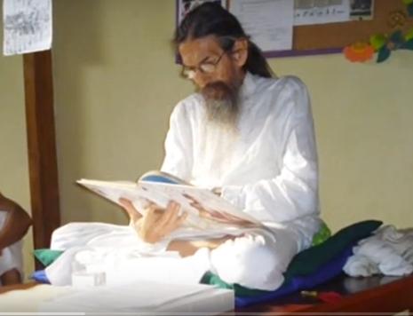 Tribute to Guruji Victor Vyasa Landa — School of Life