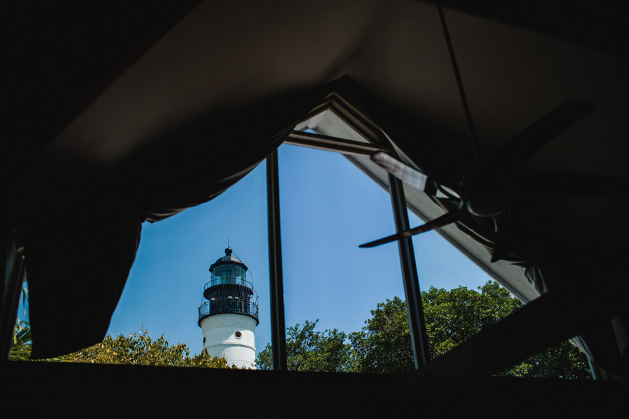 key west florida light house wedding photographer