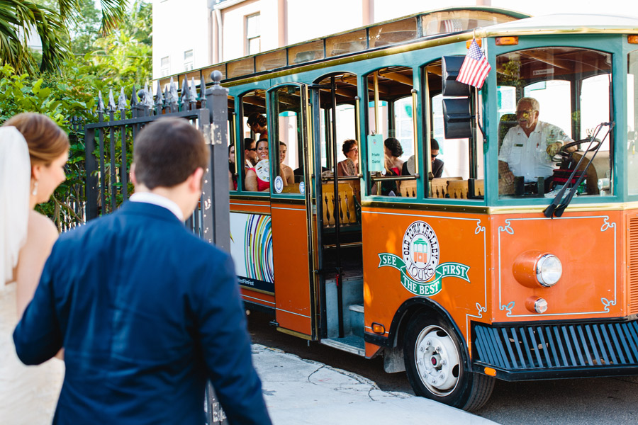 keywest florida wedding bus rental wedding photographer