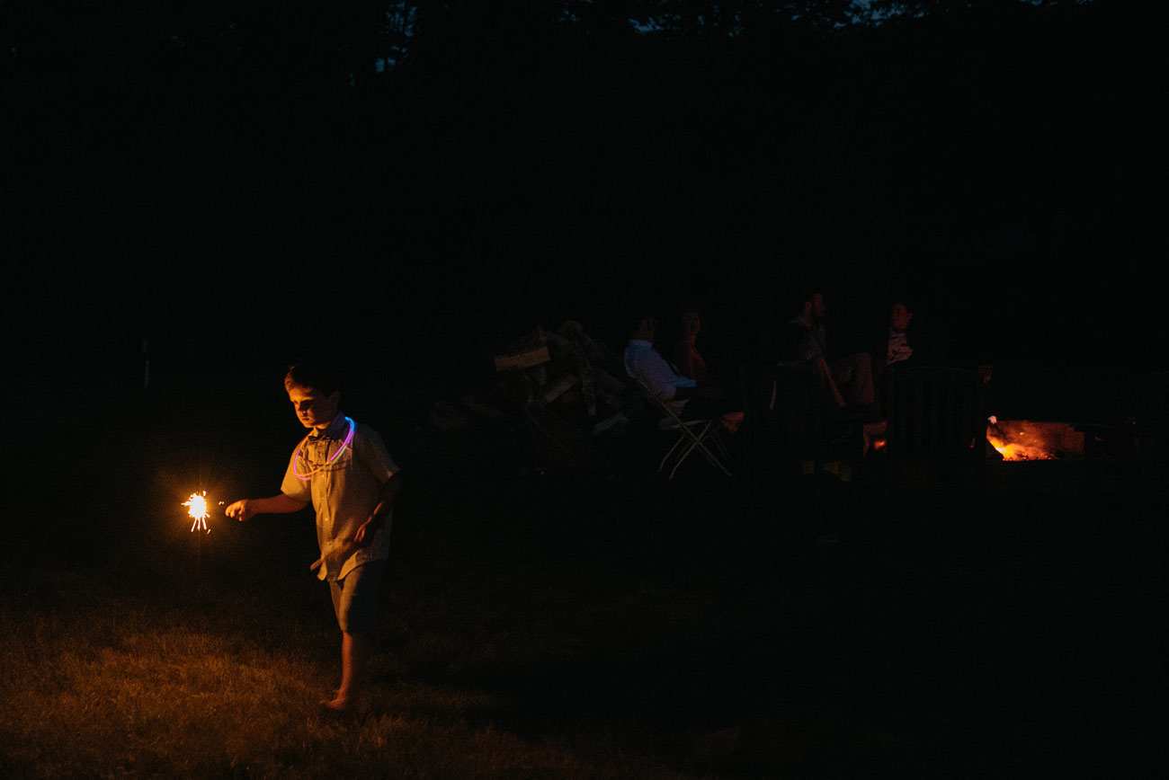 having sparklers at weddings in boston and new england