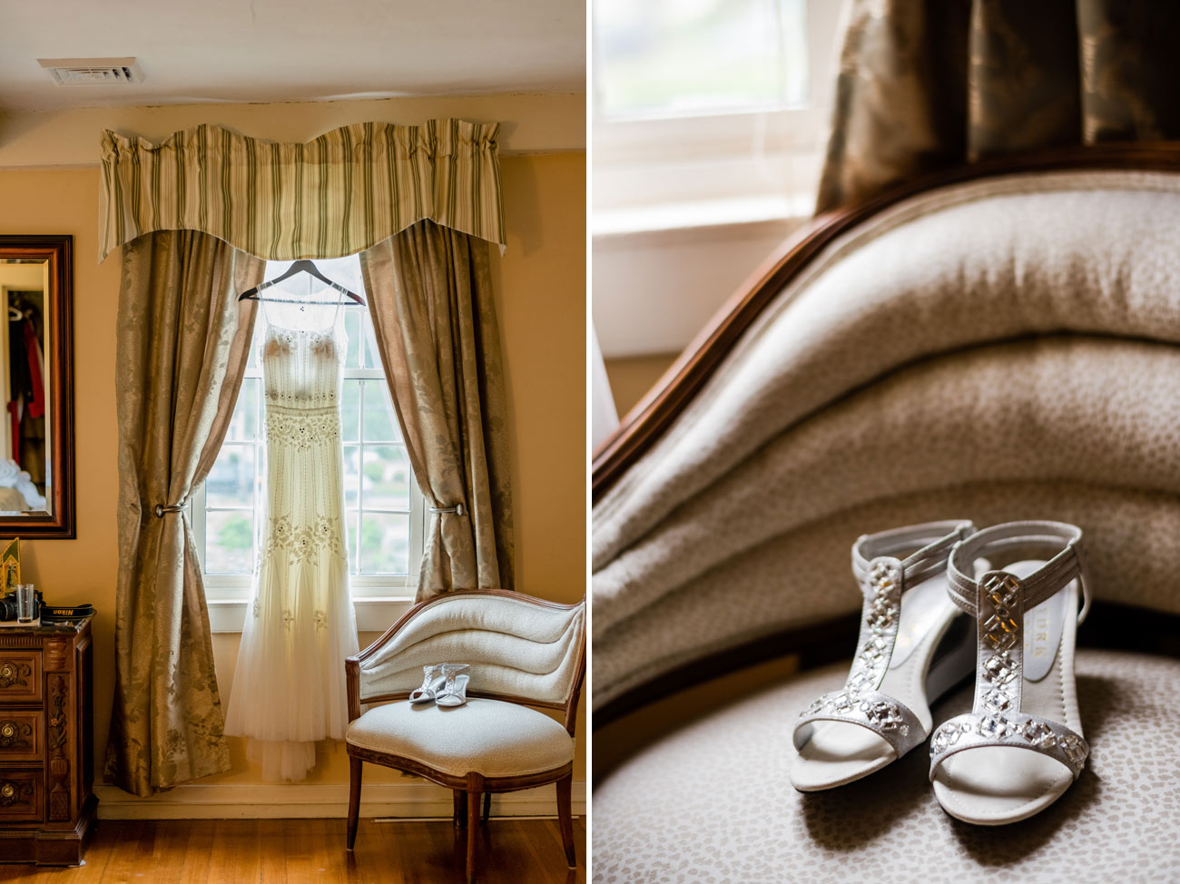 wedding elopement at the newcomb tavern house in sandwich cape cod weddings