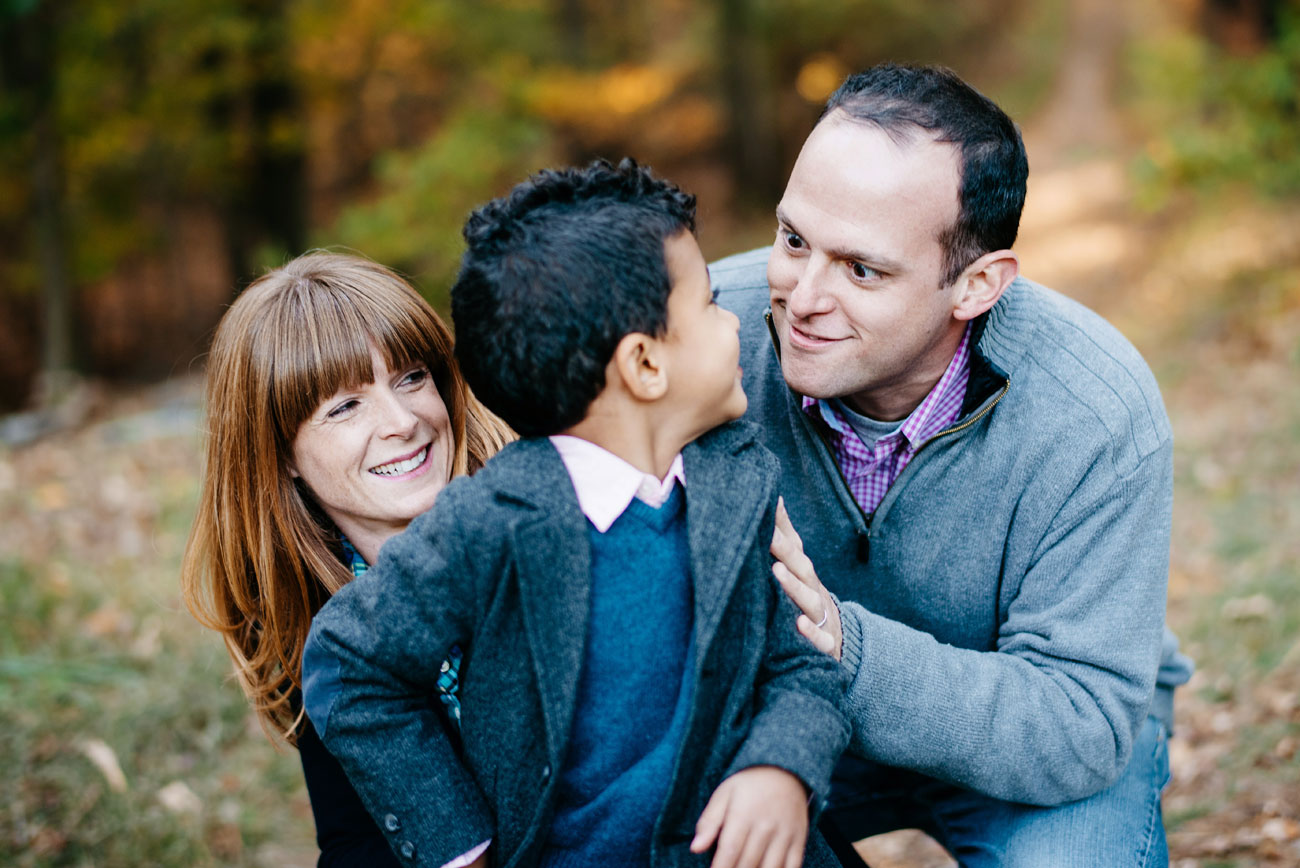 goofy family photos in boston at the blue hills family session inspiration