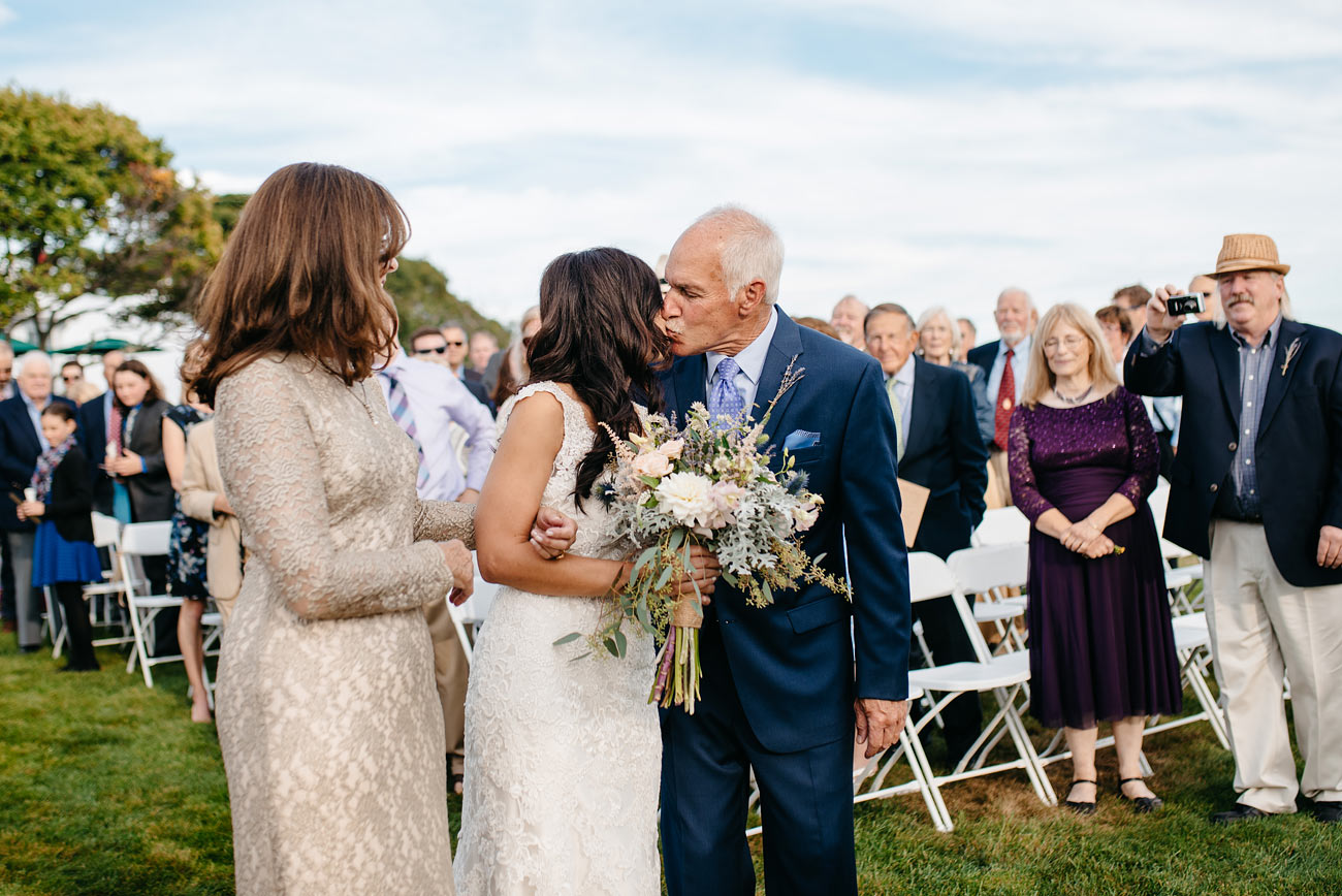 jewish weddings at eastern point yacht club in Gloucestor, MA