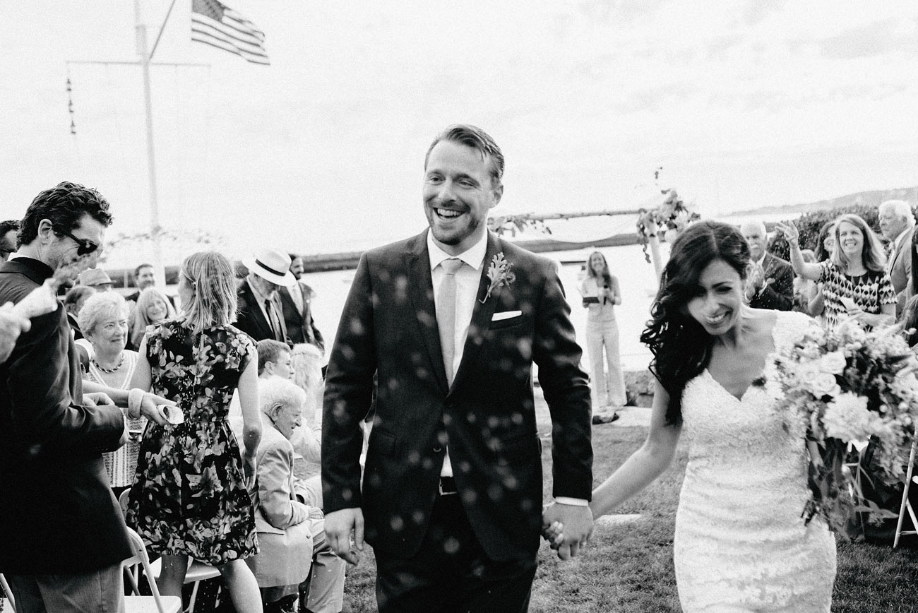 timeless glouster weddings eastern point yacht club in Gloucestor, MA fun and modern outdoor weddings