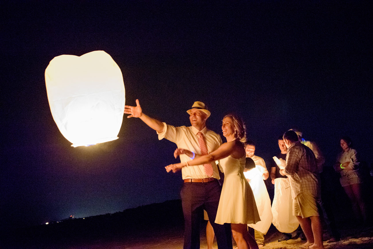 wedding lanterns on the beach wedding lantern ideas