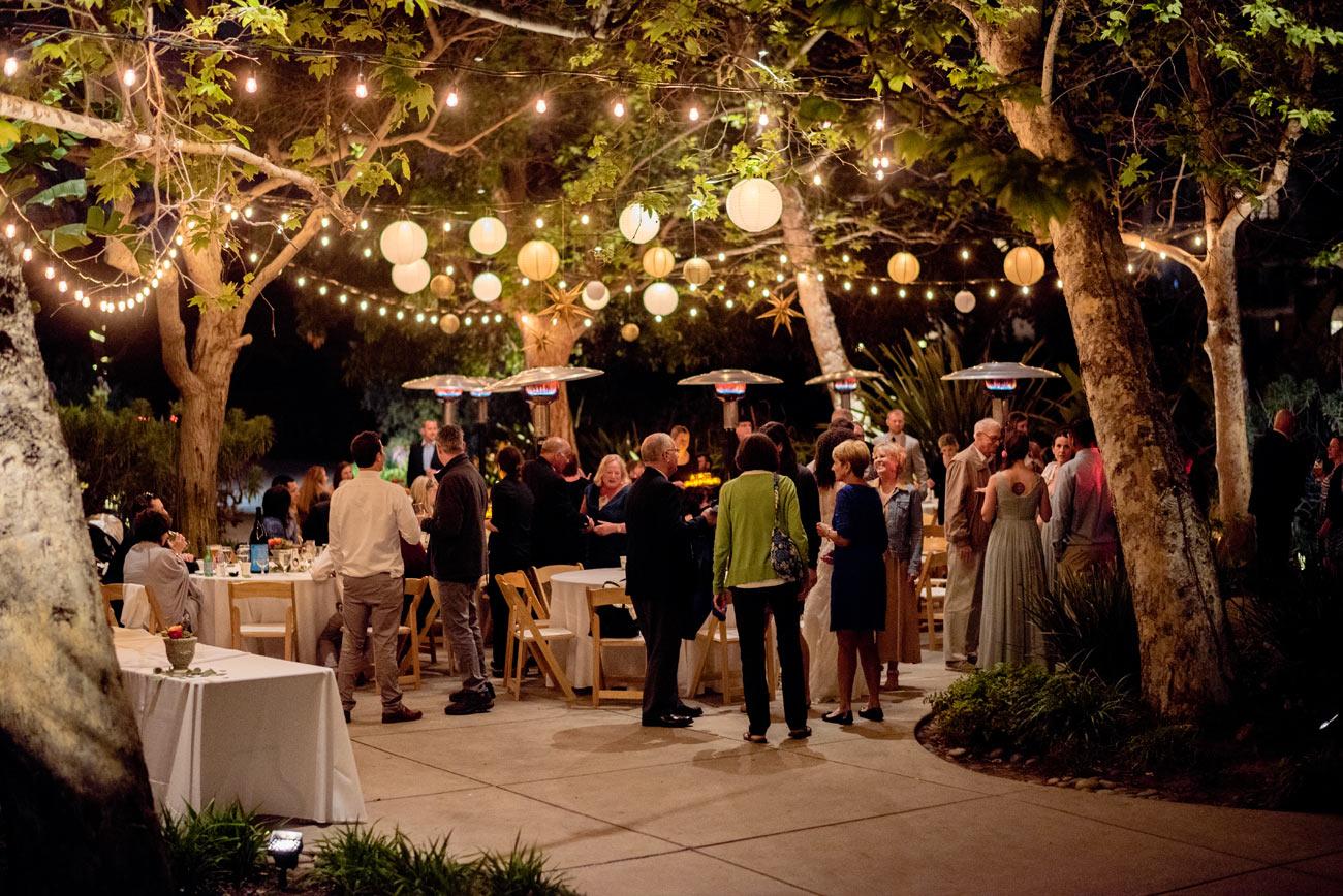 evening photos of leyvland wedding at night socal carlsbad wedding
