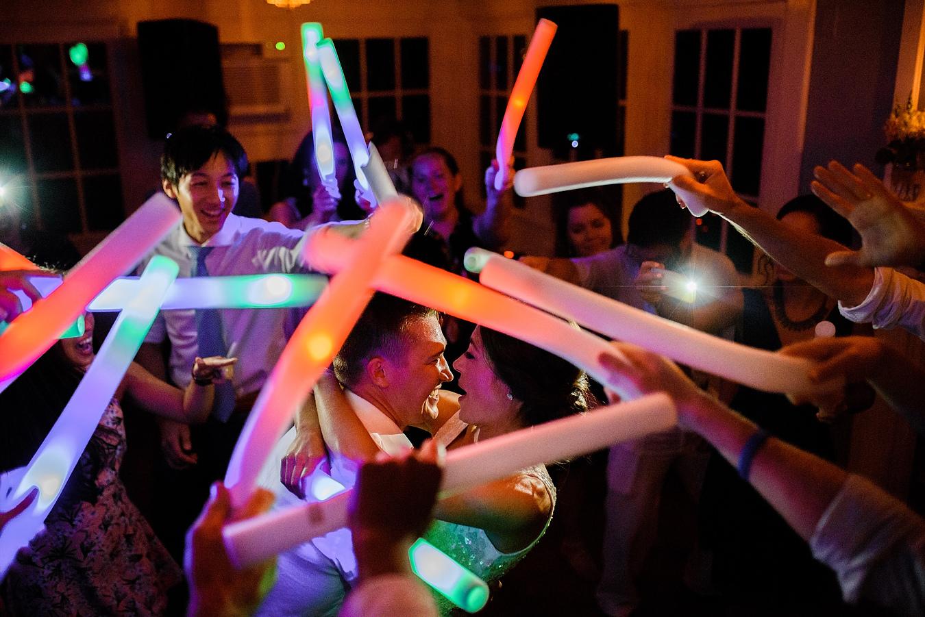 wedding glow sticks