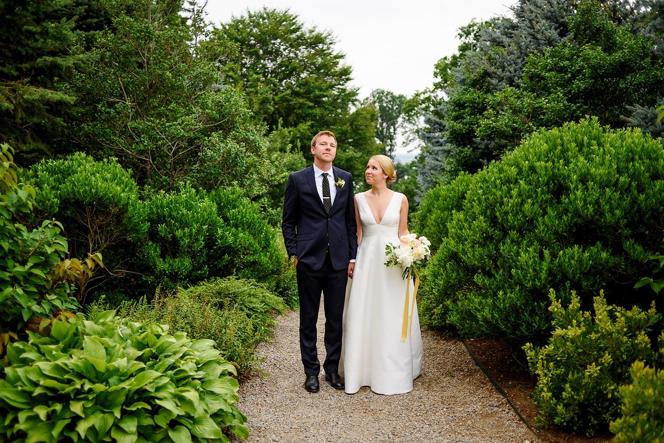 Crane Estate wedding wedding portraits