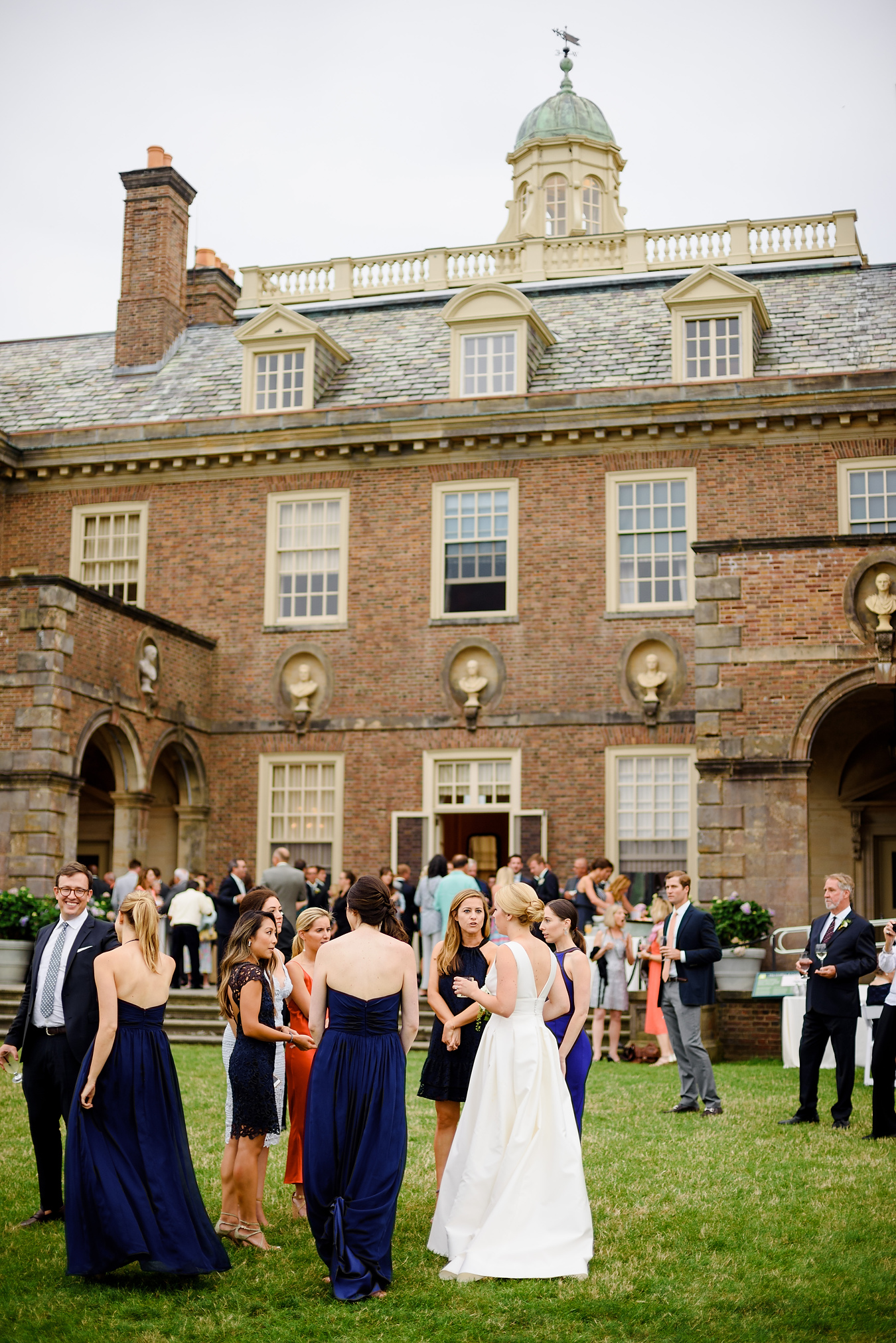 Crane Estate wedding wedding photos