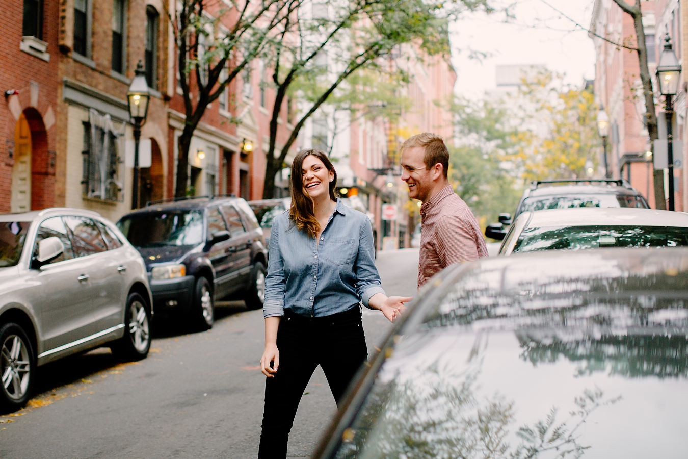 fune lifestyle beacon hill engagement photos