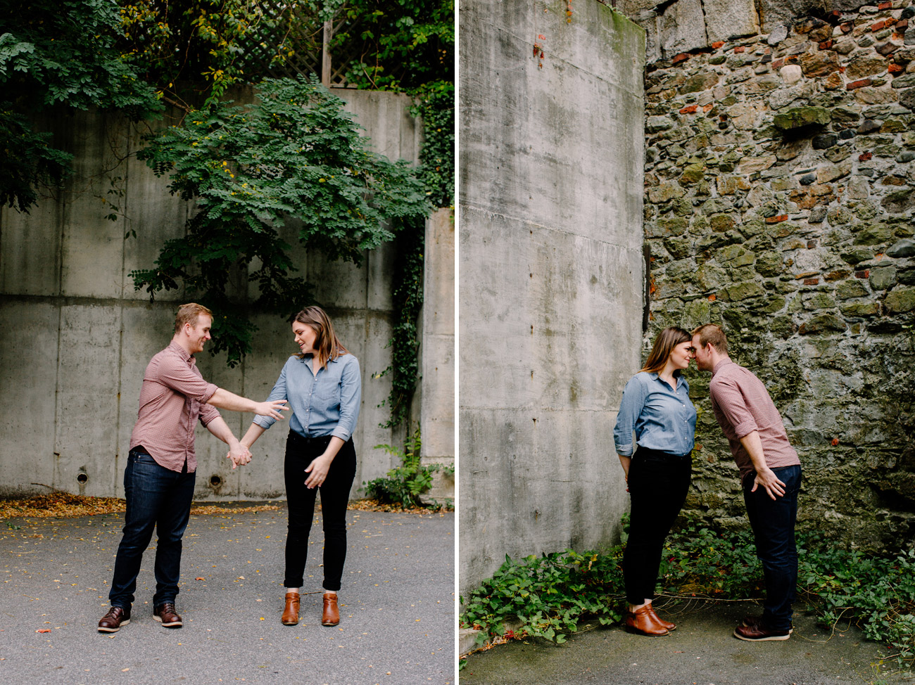fun boston engagement photos and inspiration
