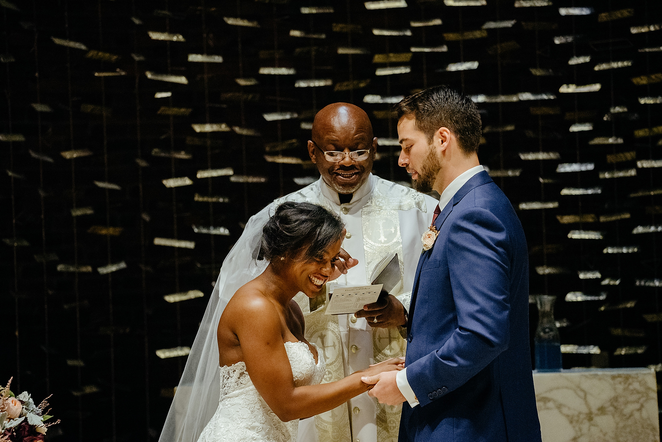 planning your wedding at the MIT CHAPEL