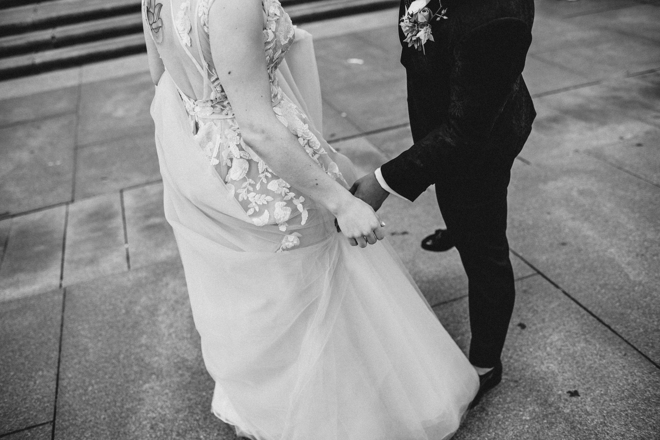 modern and artistic boston same sex weddings