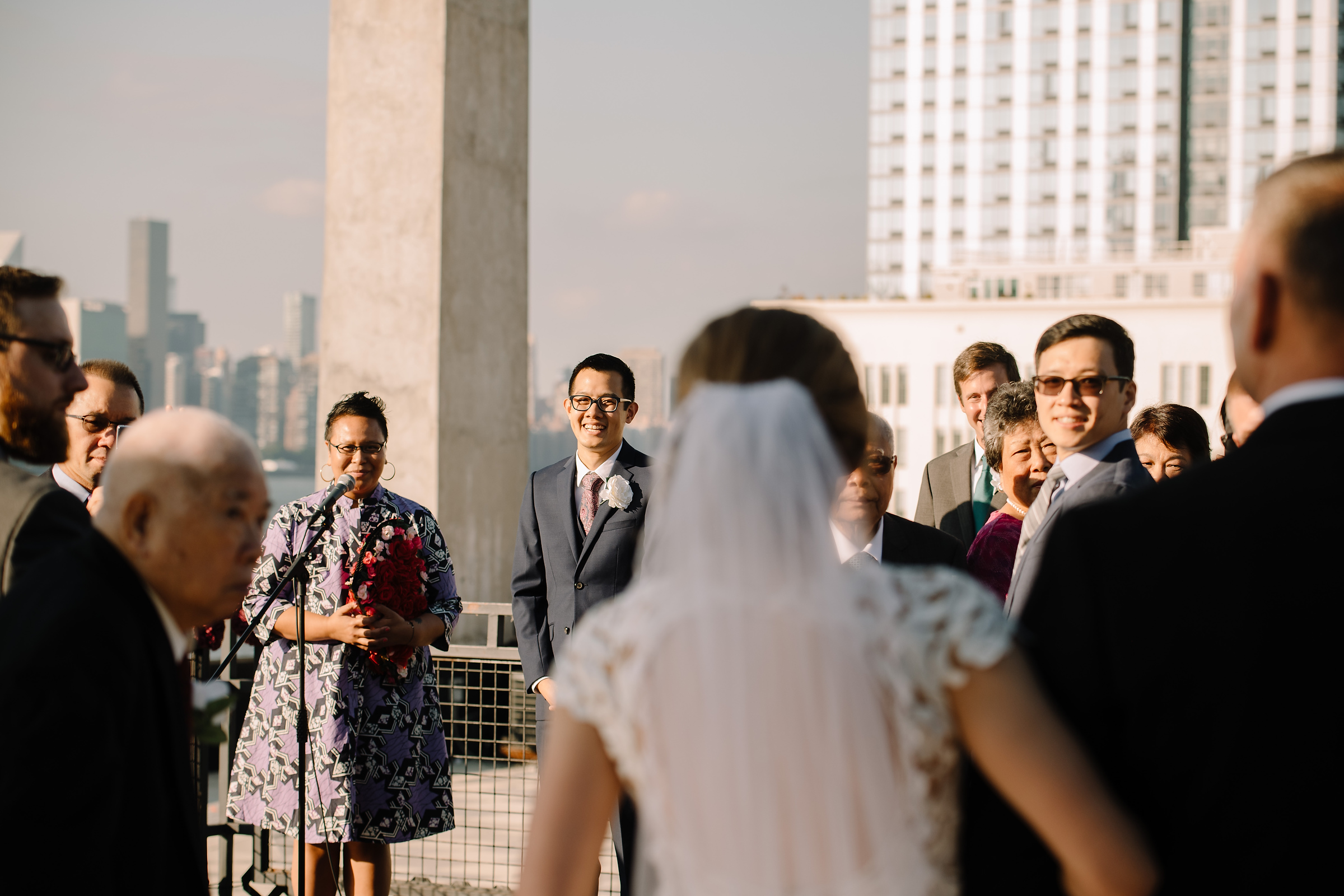 nyc rooftop wedding venues and images