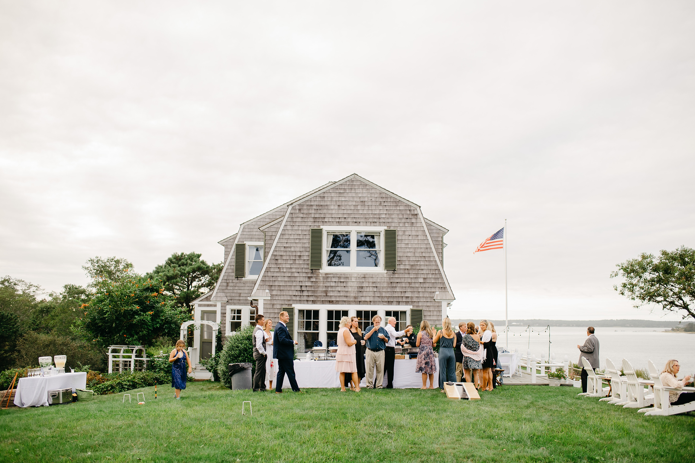 house rental for weddings in cape cod