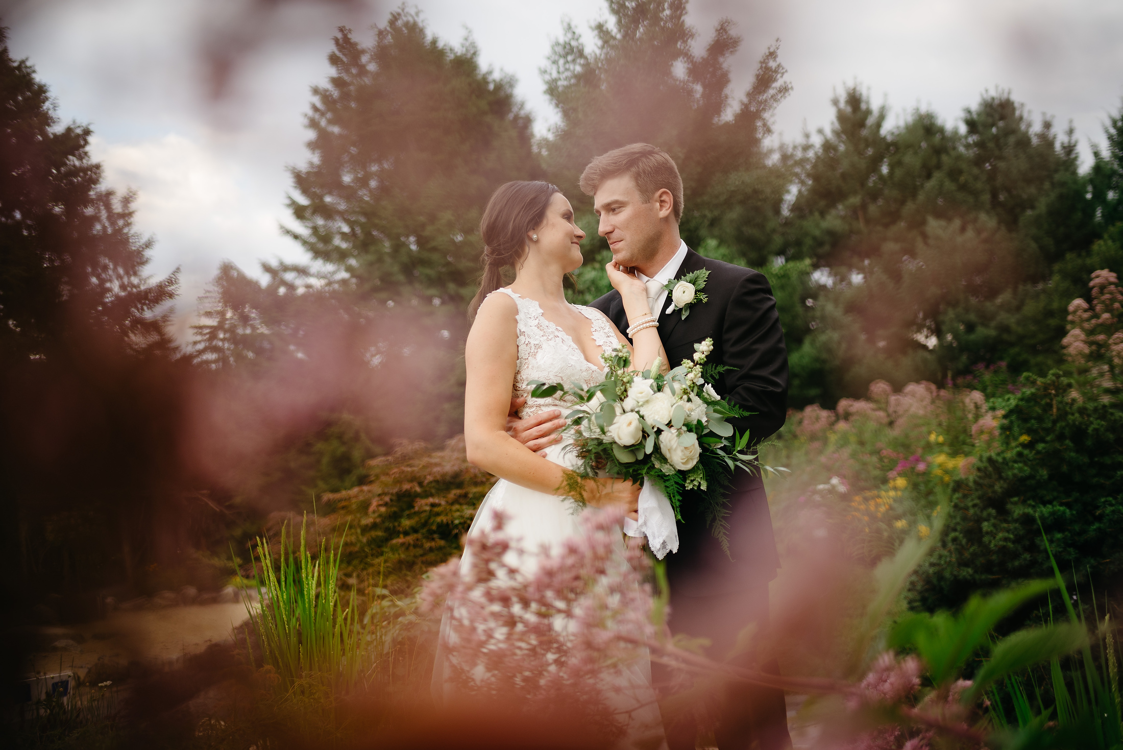 best portraits from elm bank wedding