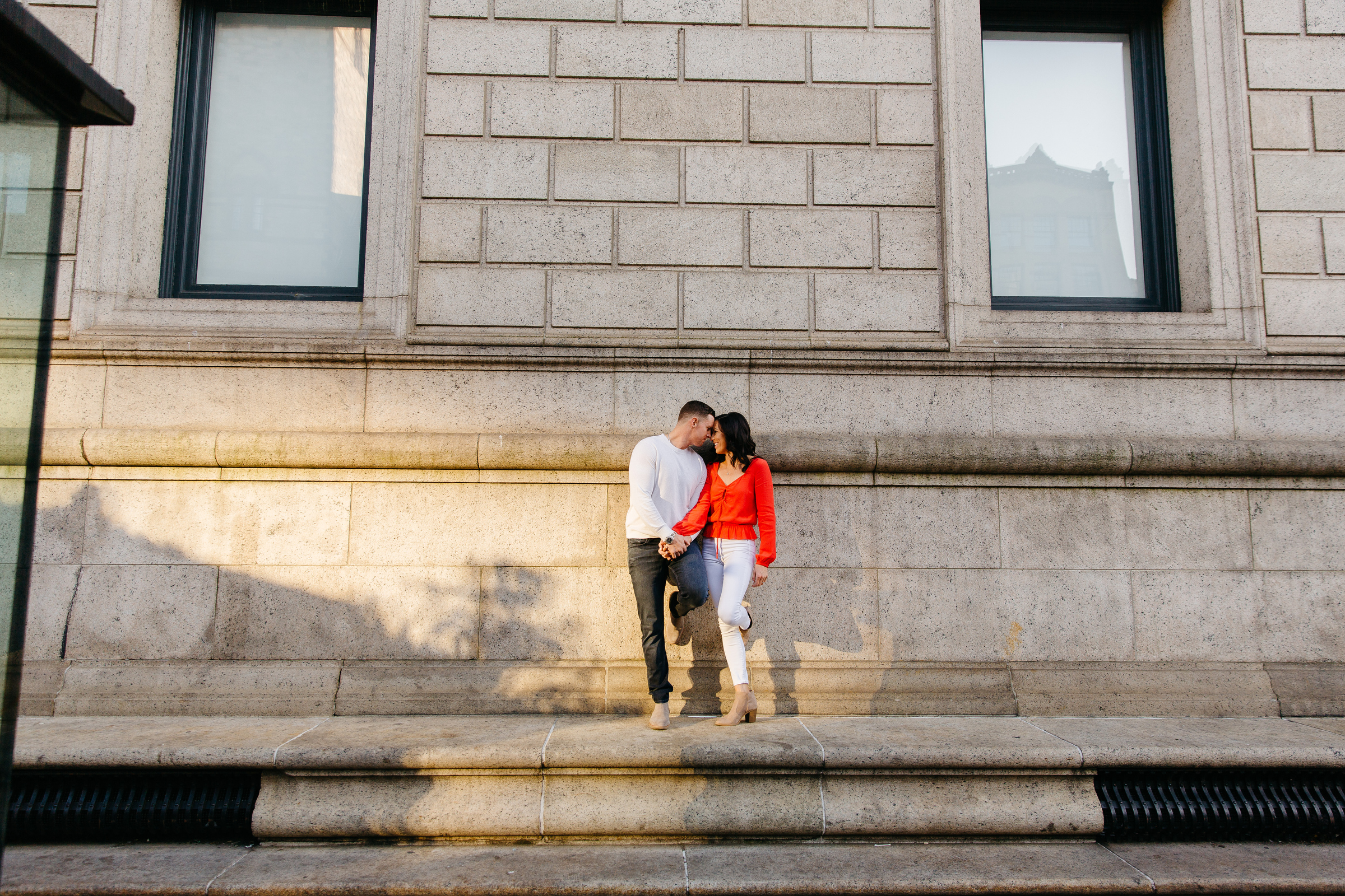 creative engagement photo locations in boston public library