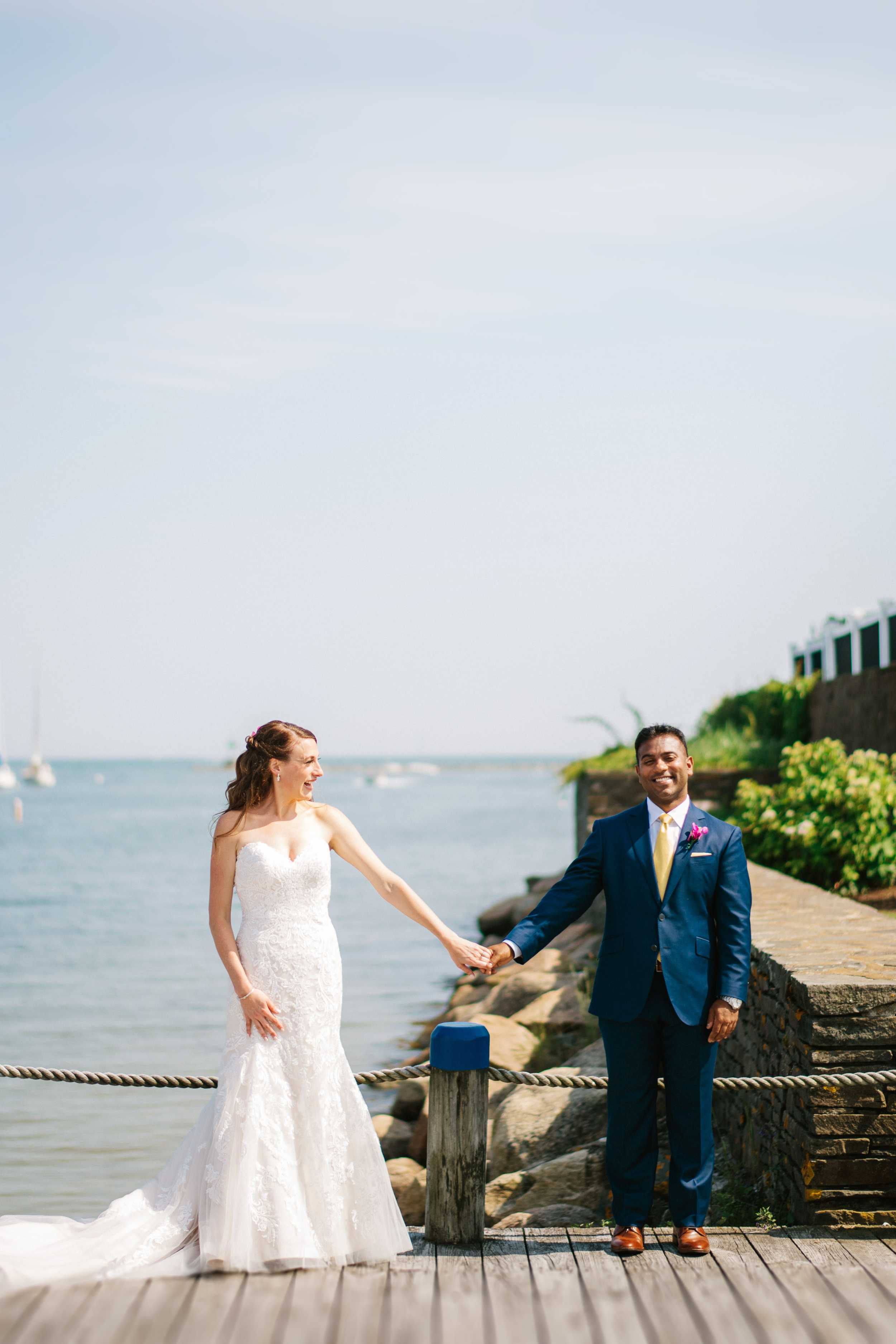 weddings for indian weddings in cape cod - wychmere wedding venue on the water