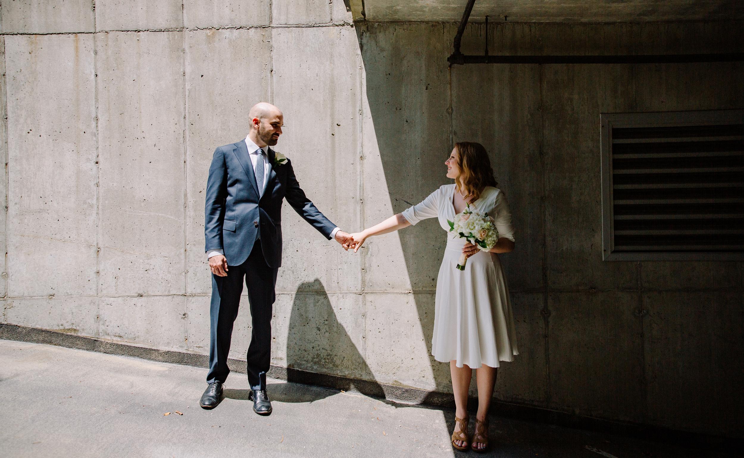 creative and artistic boston wedding photos