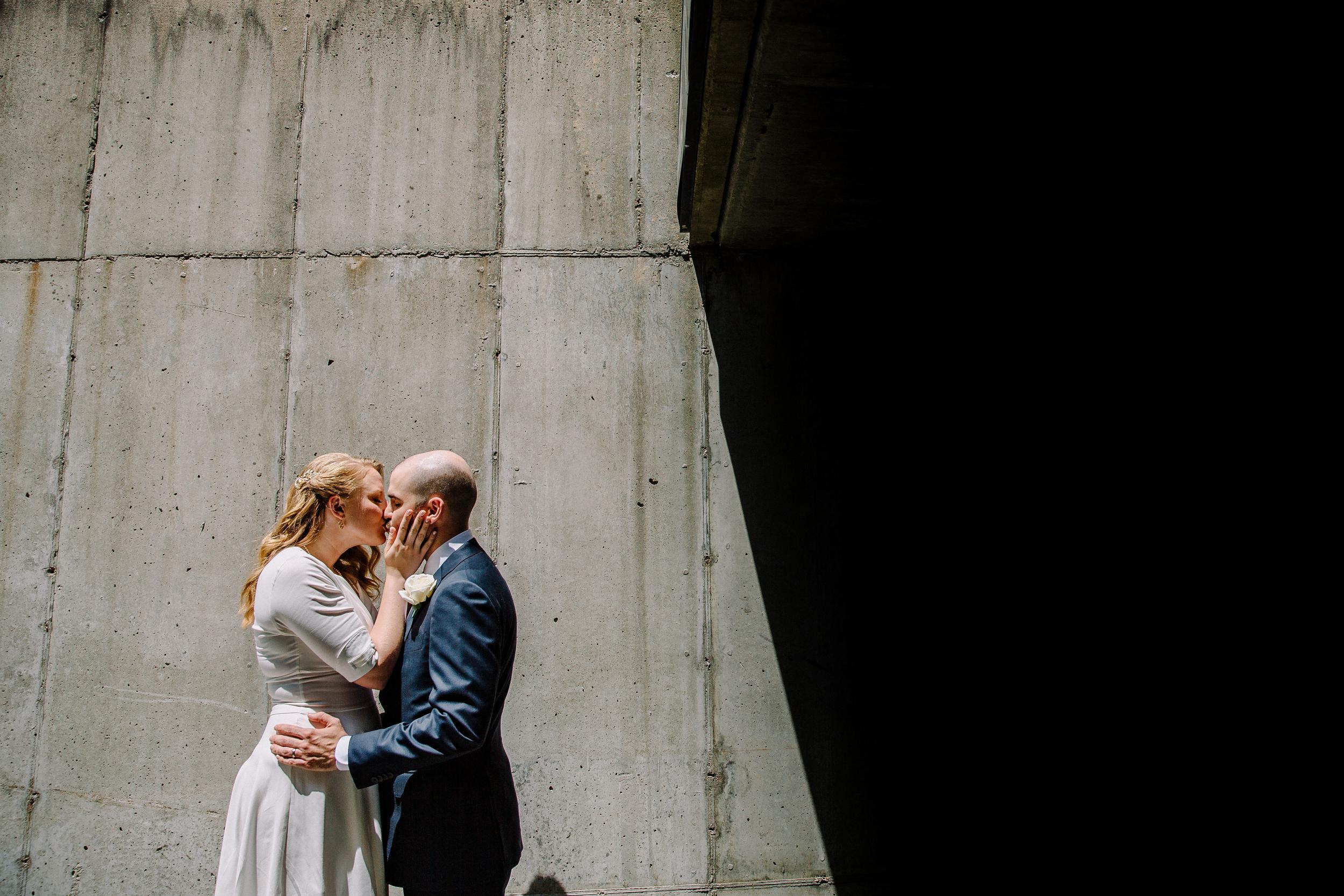 creative cambridge city hall and boston city hall elopement photos