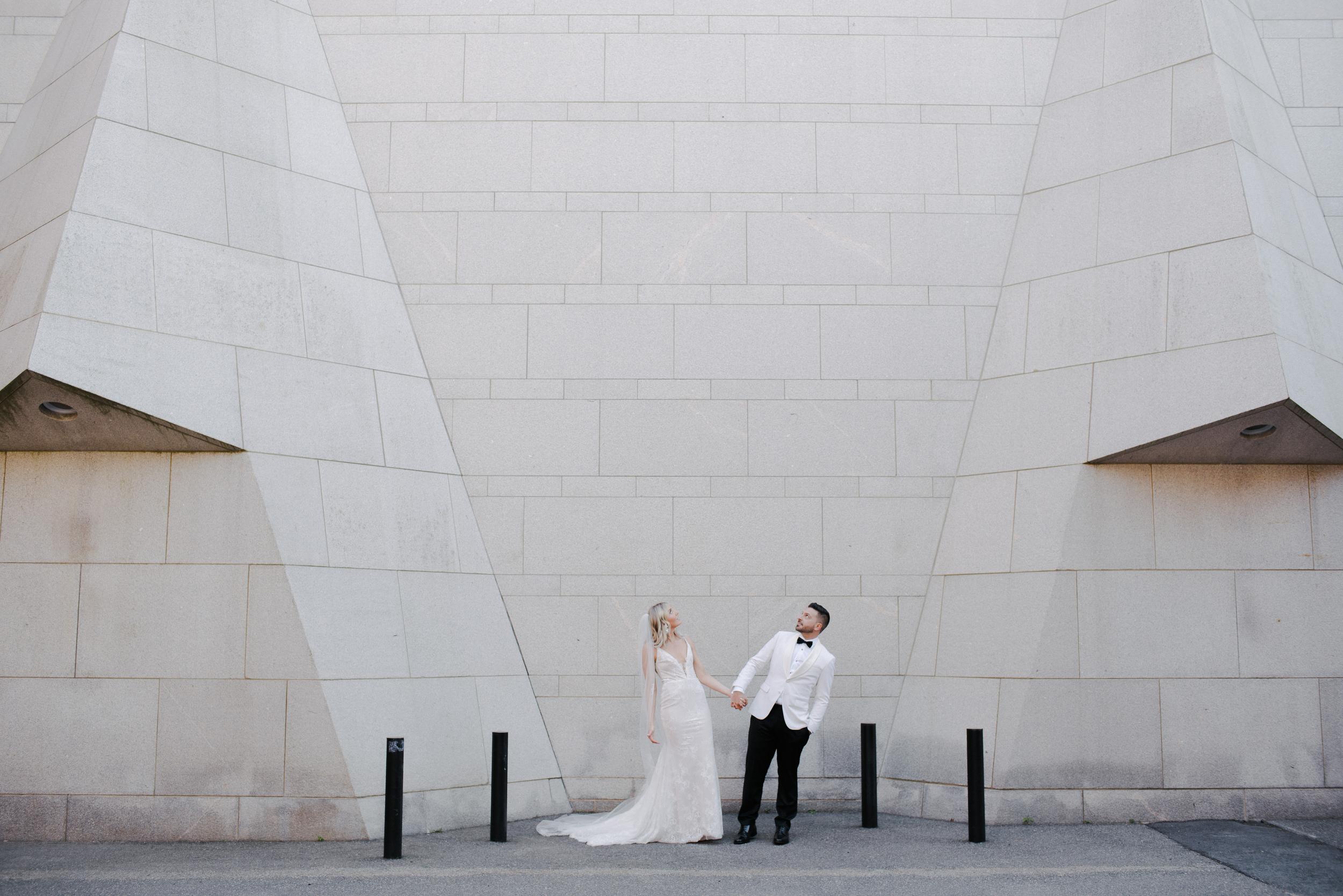 stylish celebrity photographer wedding
