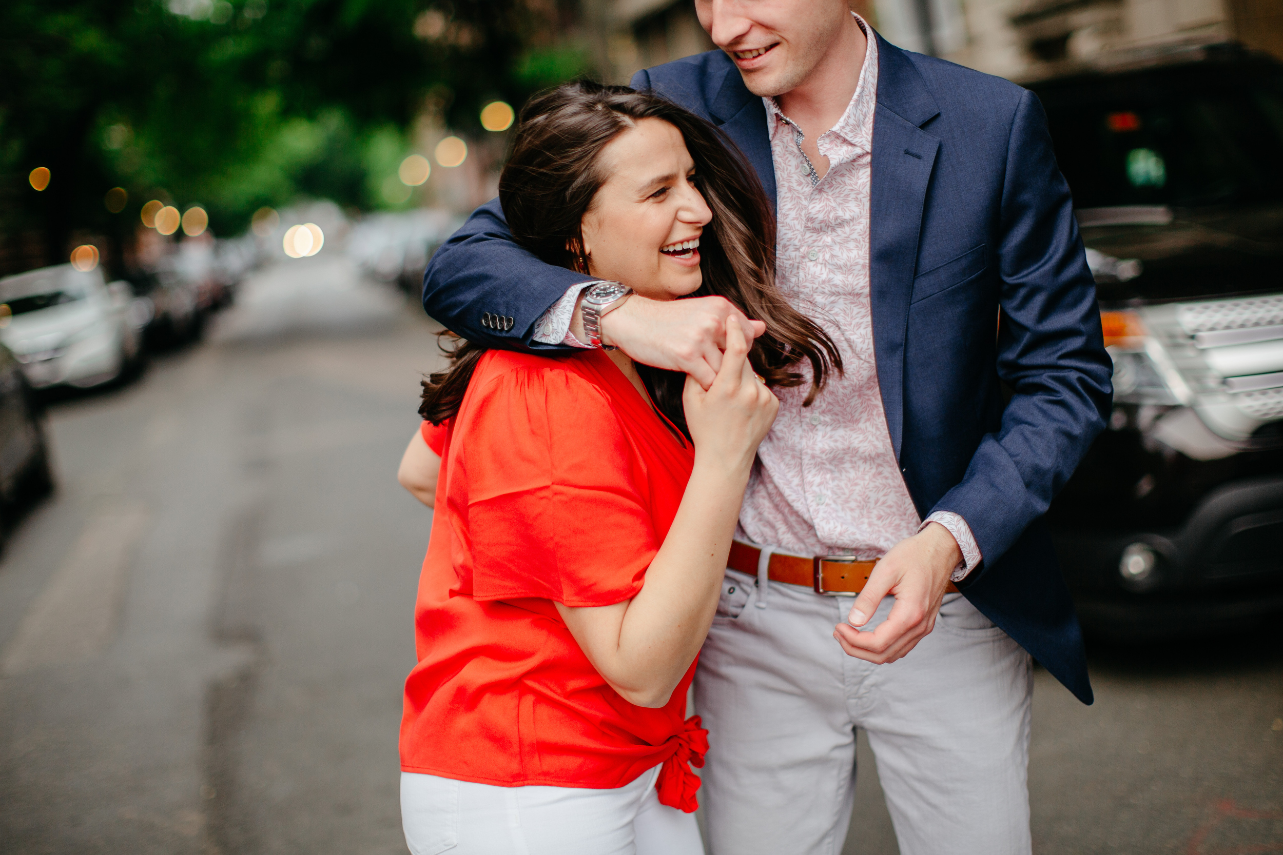 beacon hill lifestyle engagement photos