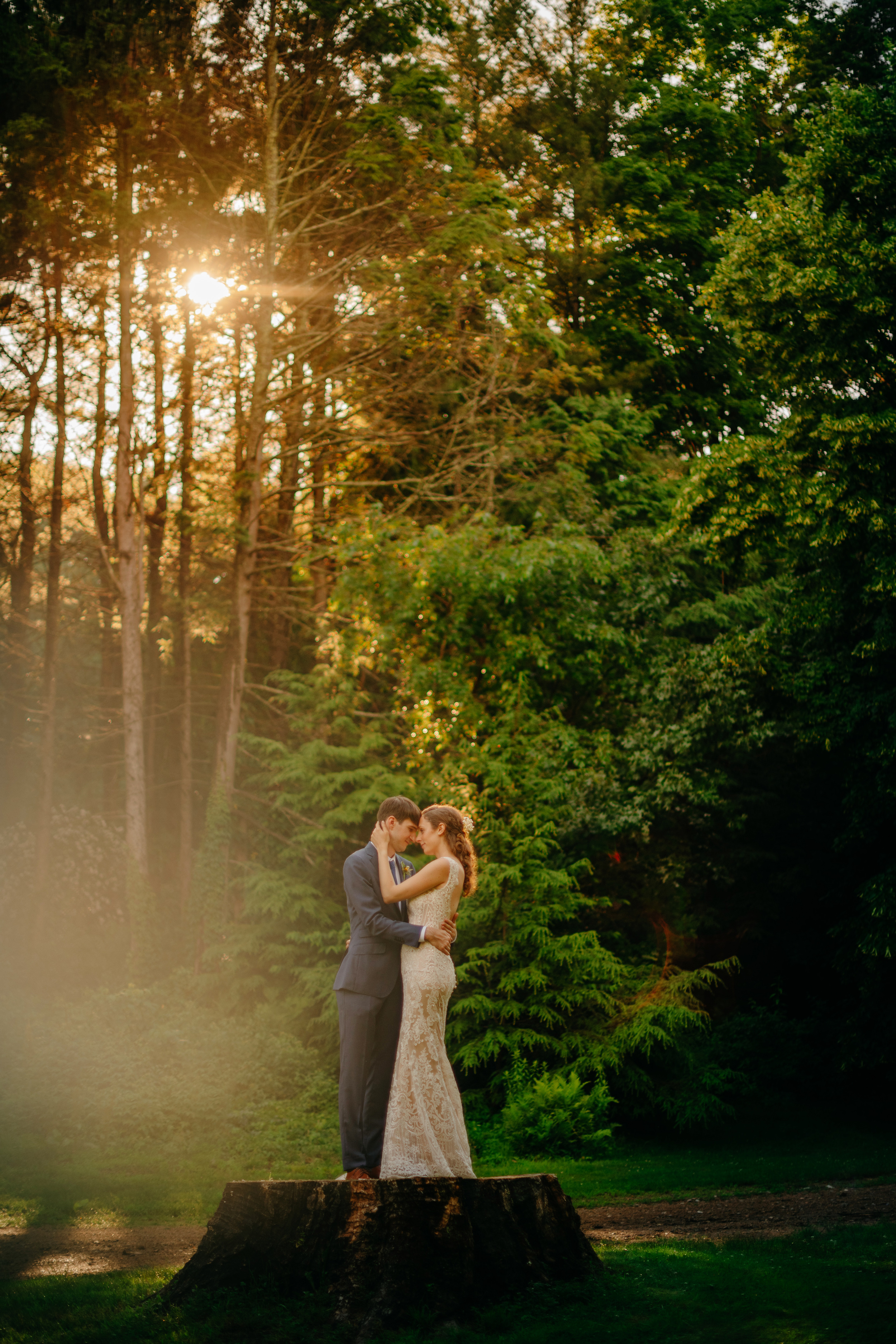 best creative wedding photographers in maine