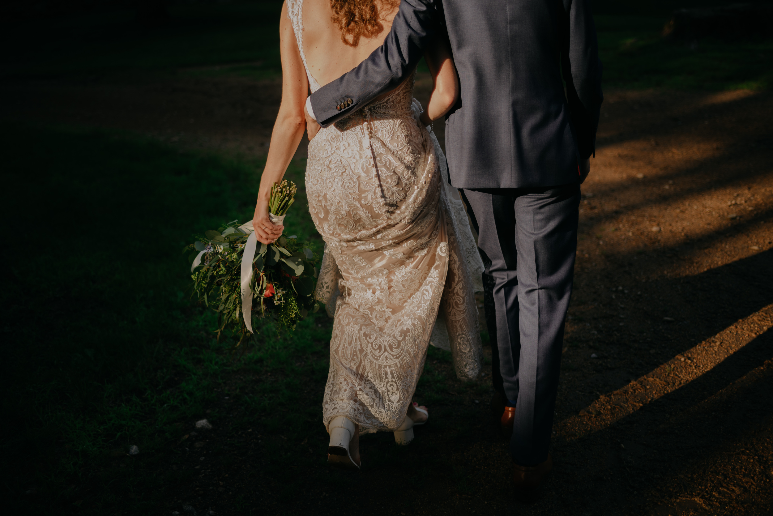 best maine farm wedding photographer