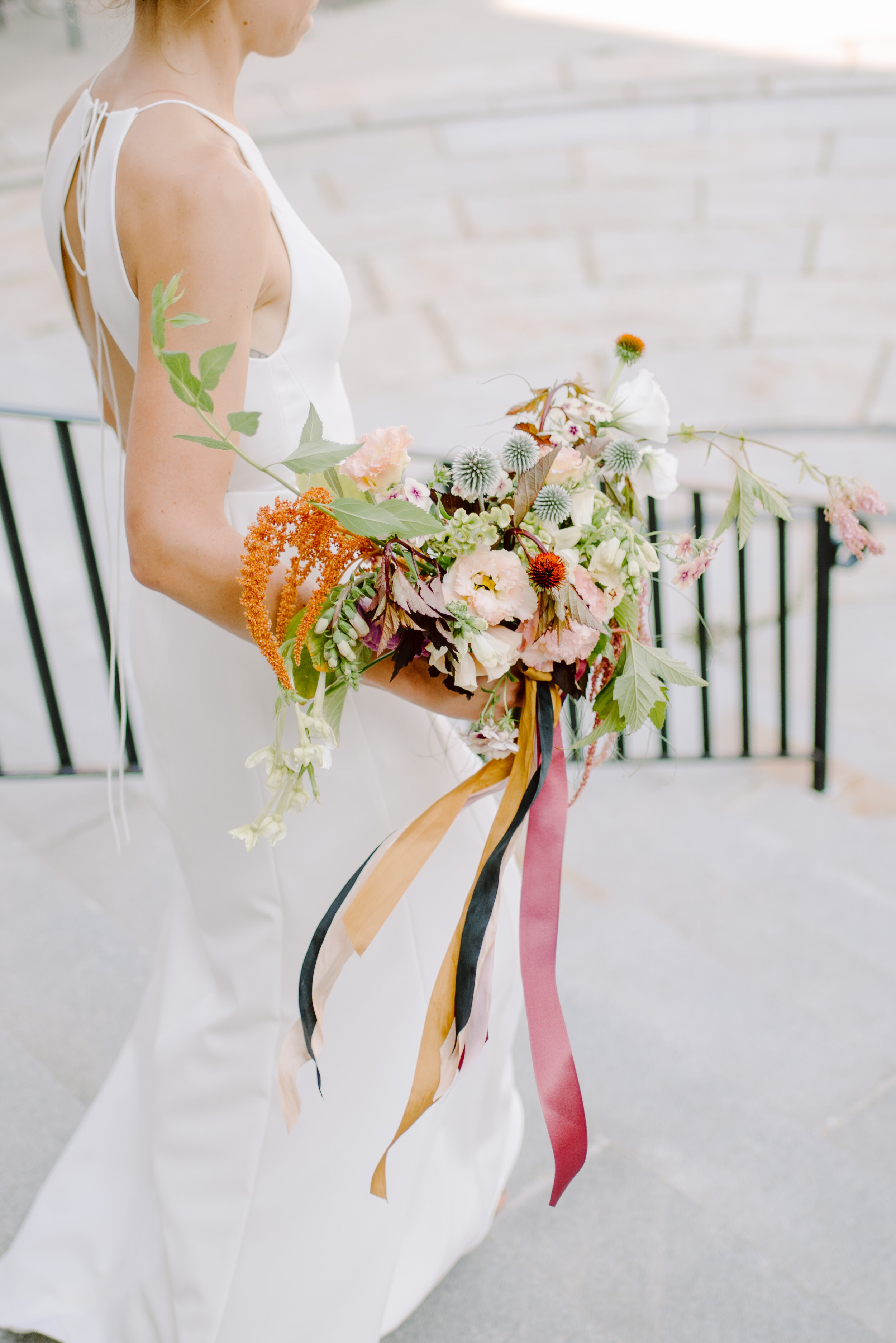 portland maine featured with field floral studio bouquet