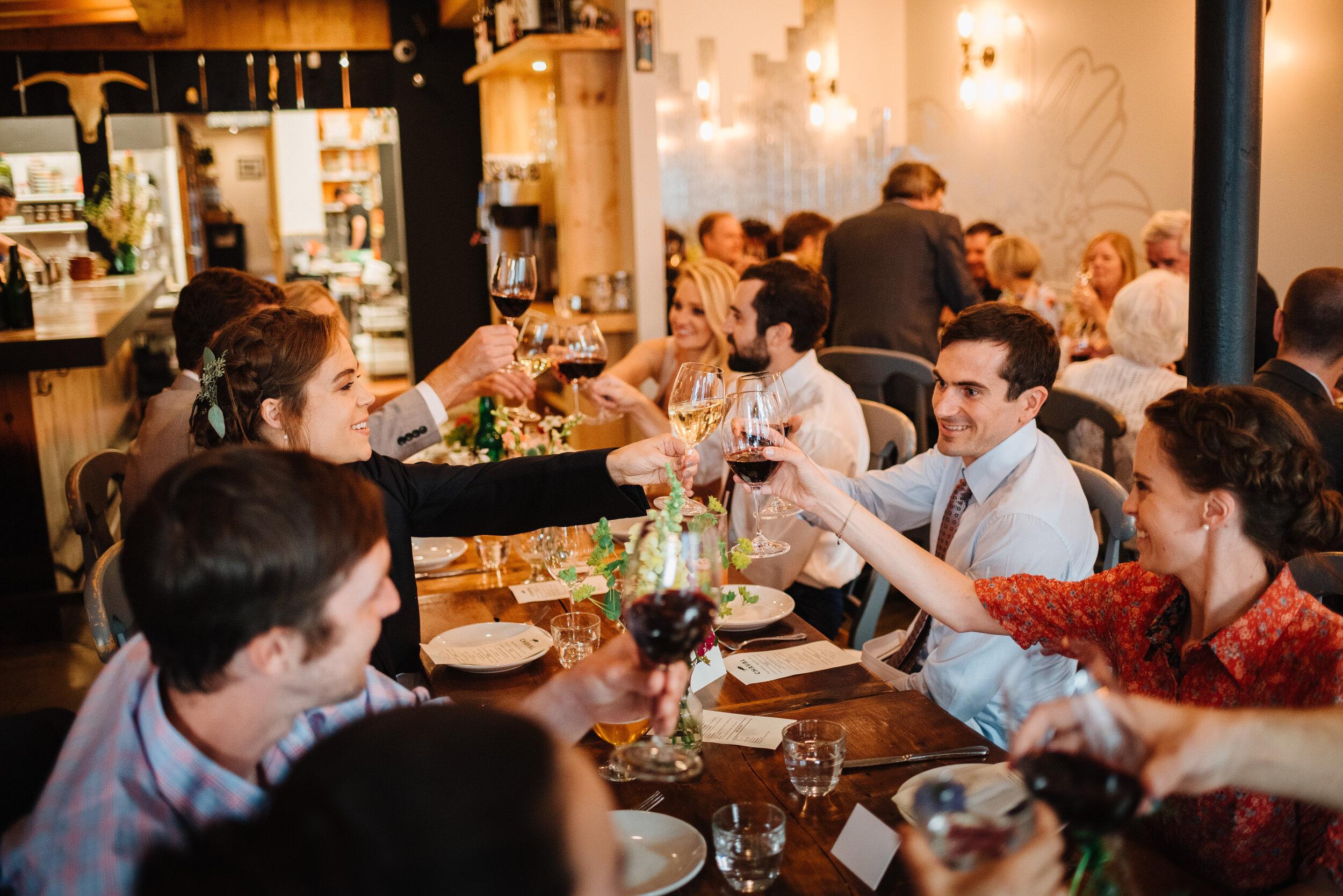 intimate restaurant weddings in portland maine