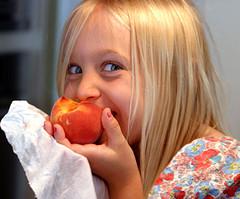 Peaches are yummmmy!!!