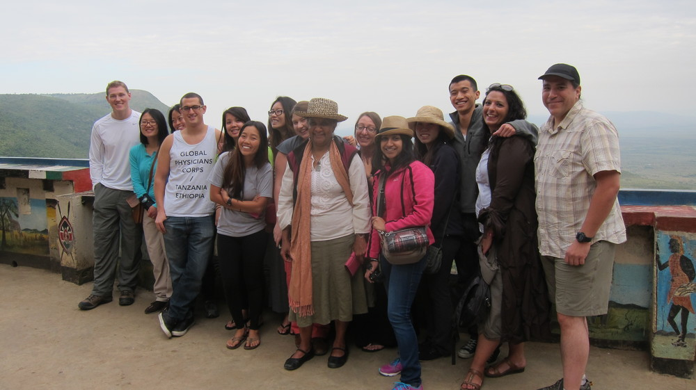 2012 Global Physicians Corps - Great Rift Valley, Kenya on route to Tanzania