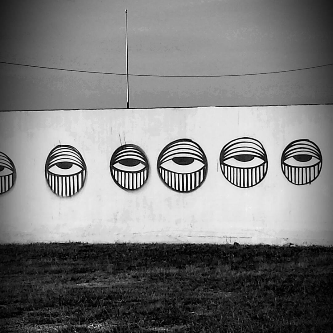 end of the world graffiti