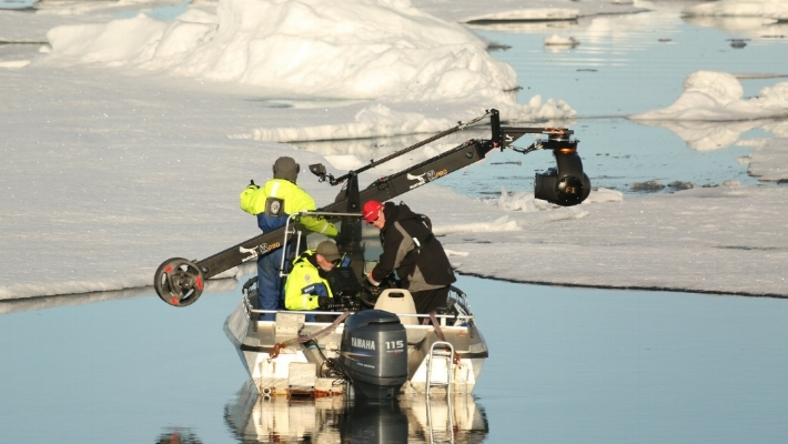 On Location Svalbard