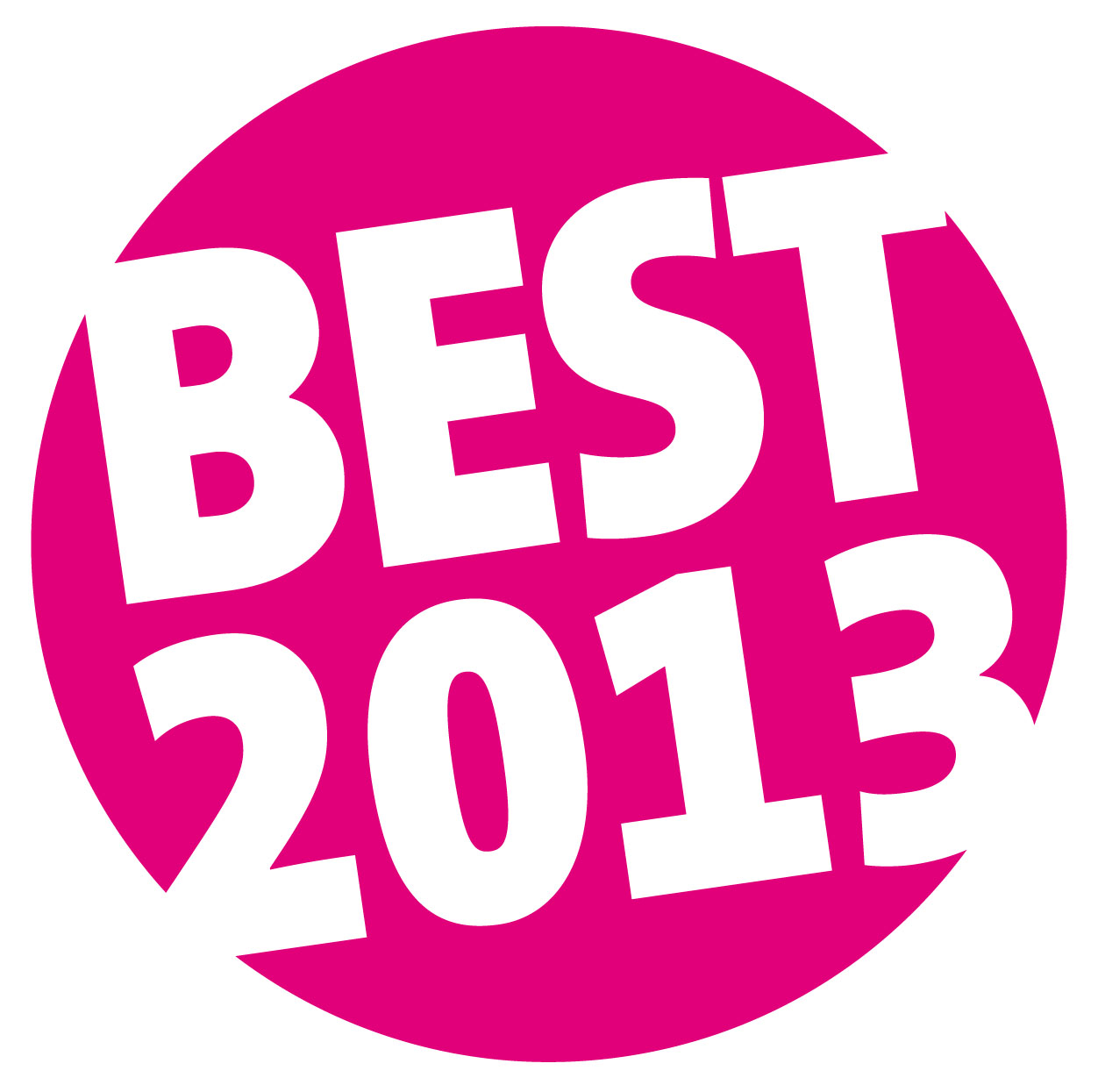 The Best of 2013