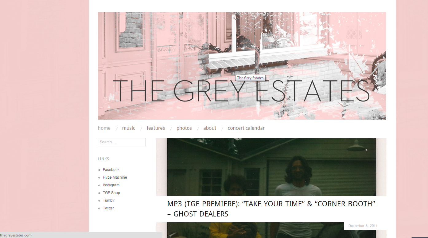 The Grey Estates