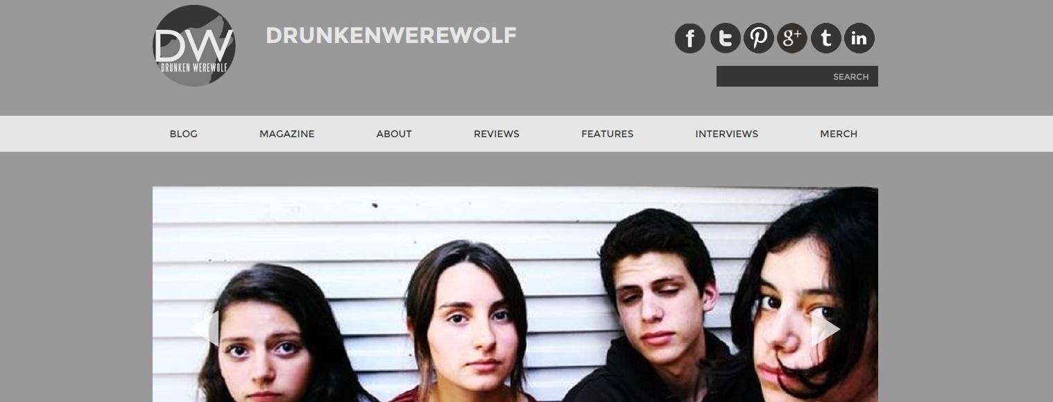 Drunken Werewolf