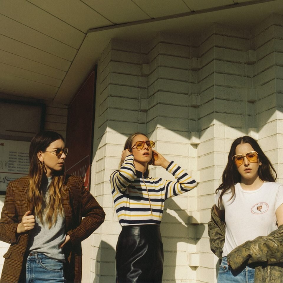 Forever - by Haim.Days Are Gone. Released 2013.