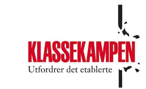 Rob Tregenza interviewed in Klassekampen -