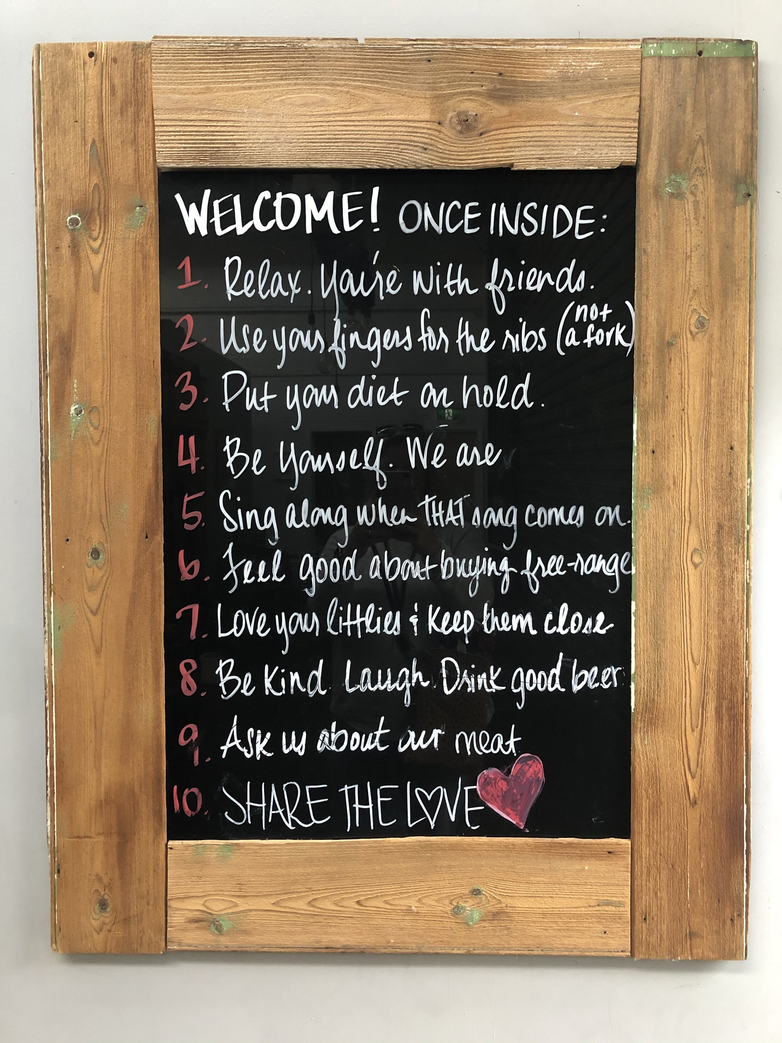 Rustic Wood Sign WE'RE NOT STEP WE'RE NOT HALF WE'RE SIMPLY FAMILY This Is Us ❤️