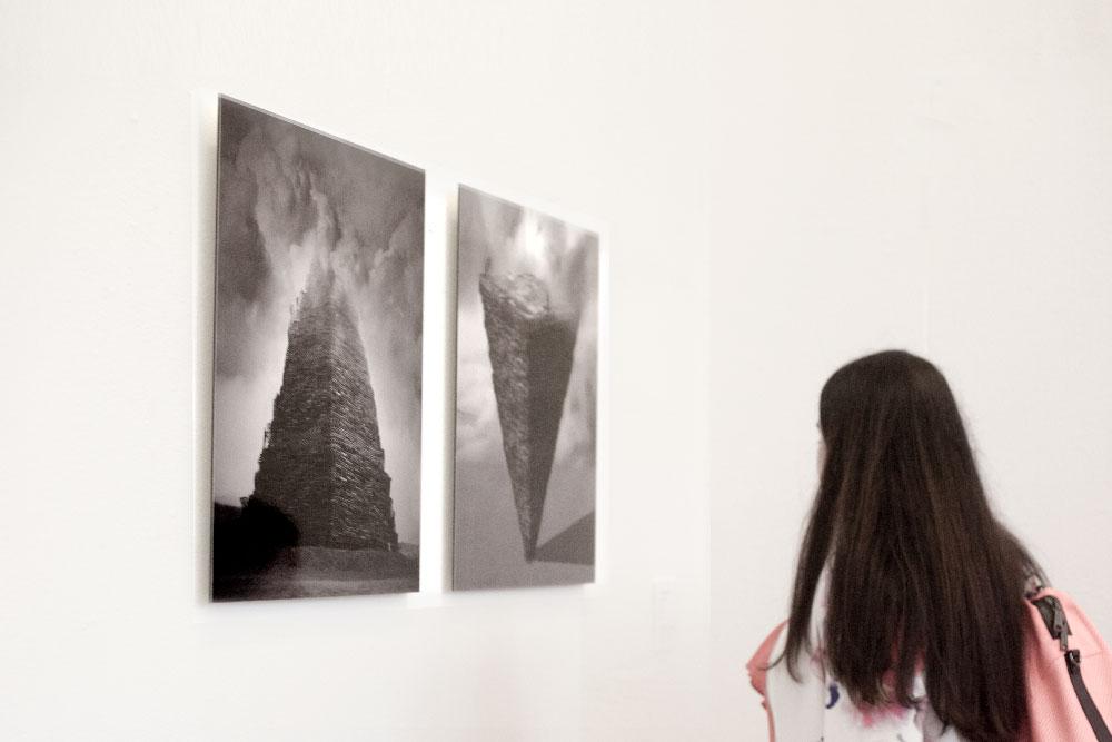 work by Anke van den Berg
