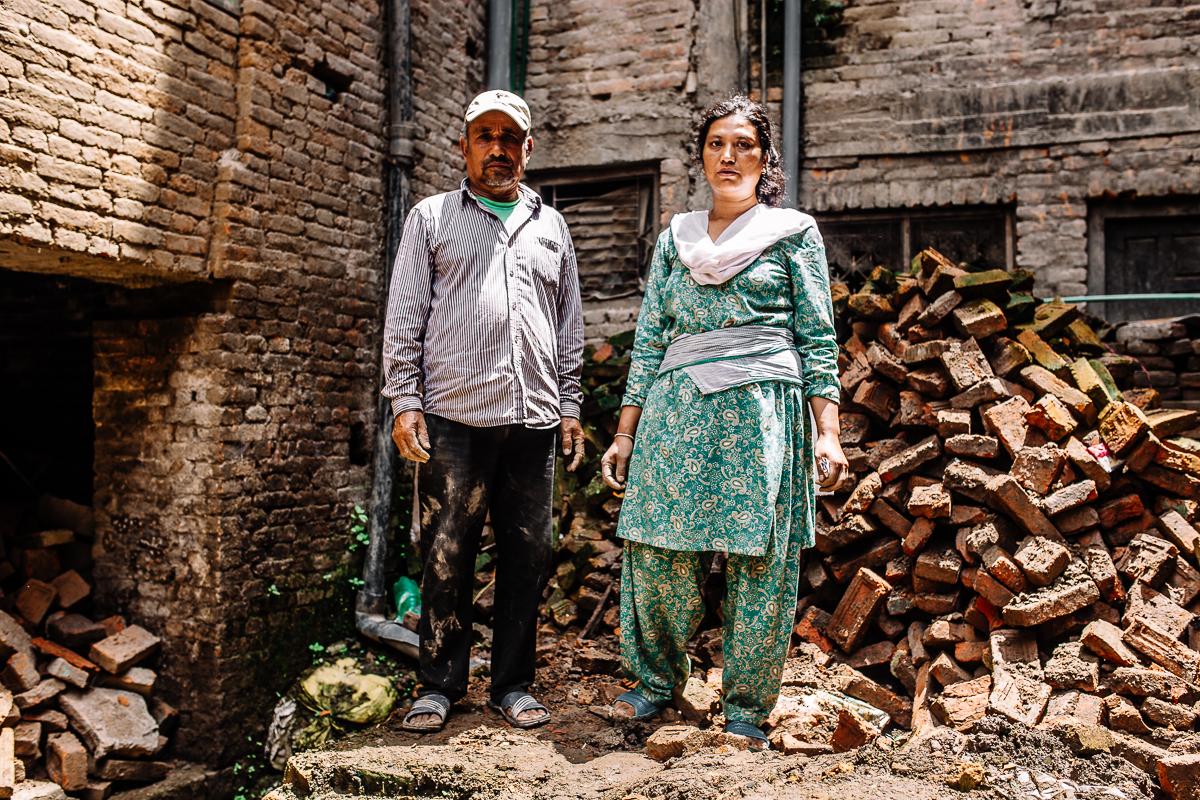 Patan, Nepal   2015