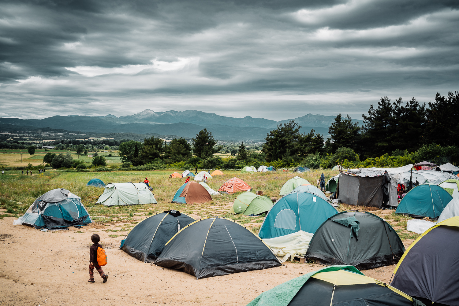 Idomeni, Greece | 2016