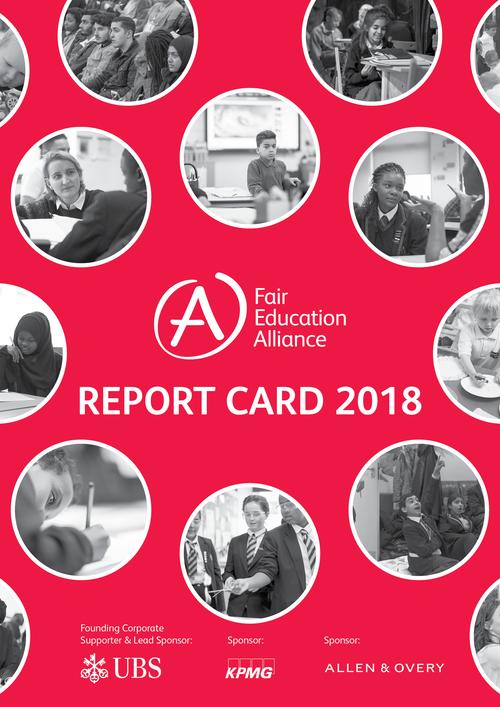 Report Card 2018
