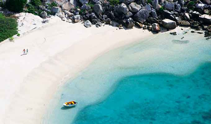 LIZARD ISLAND (QLD)
