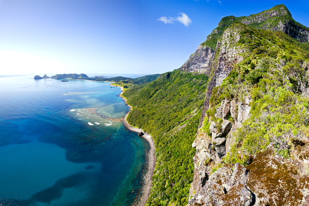 COASTAL WALKS - LORD HOWE ISLAND