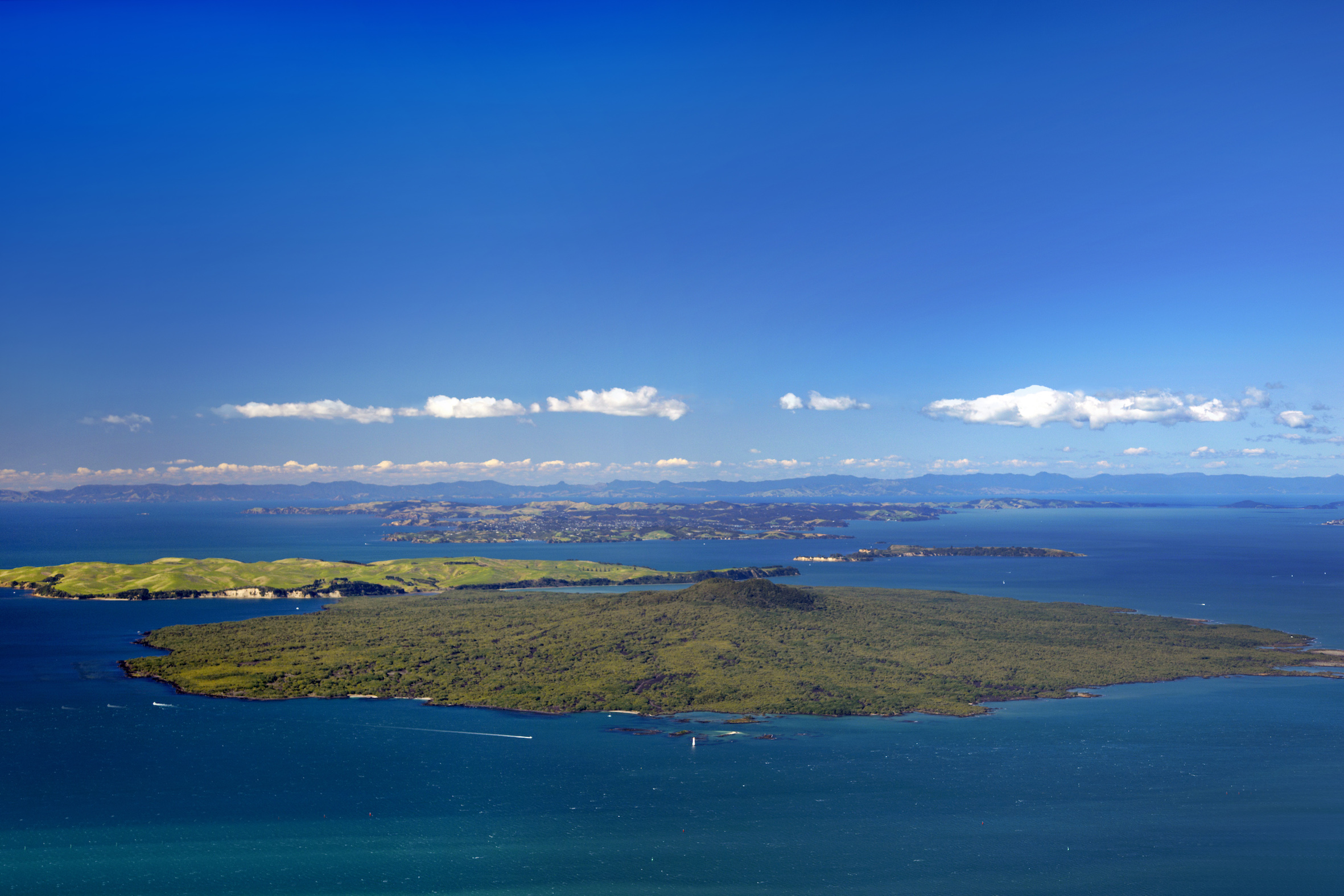 WALK UP RANGITOTO ISLAND - AUCKLAND