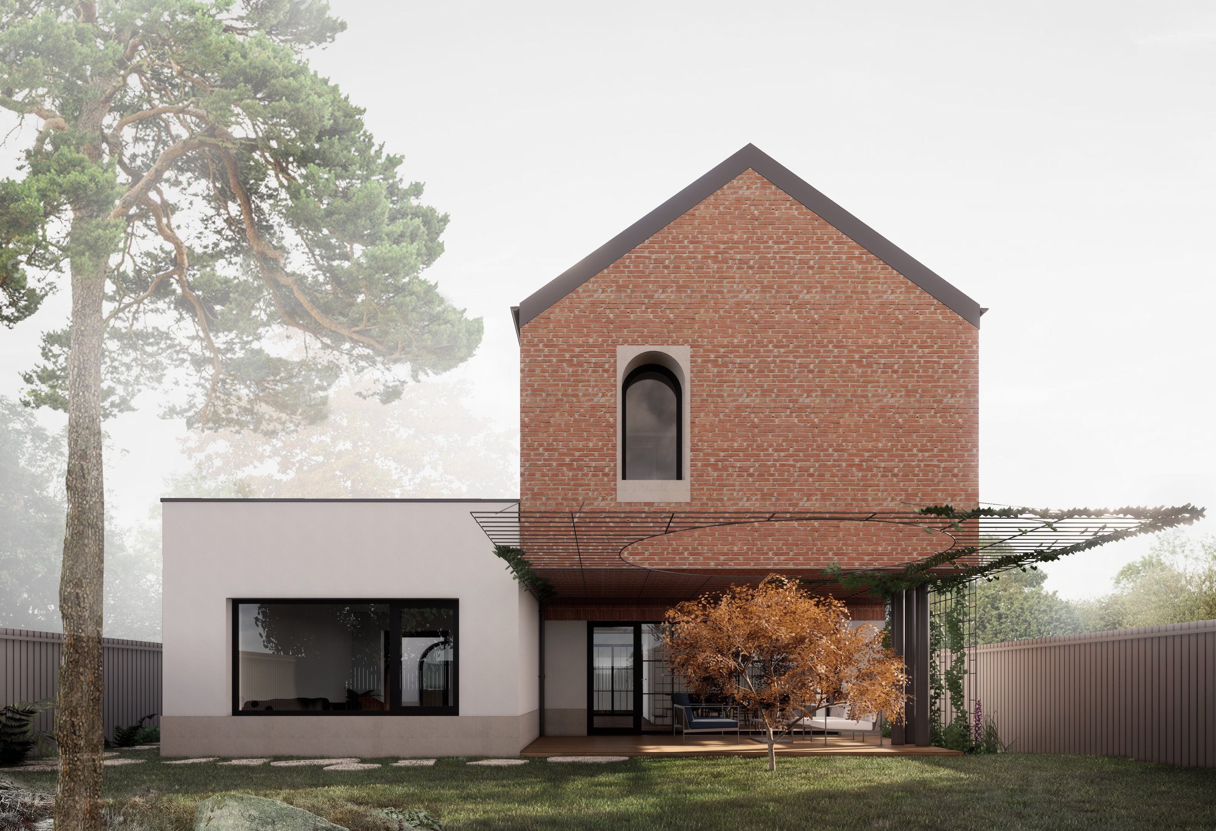 proiectare locuinta Studio A19 arhitect