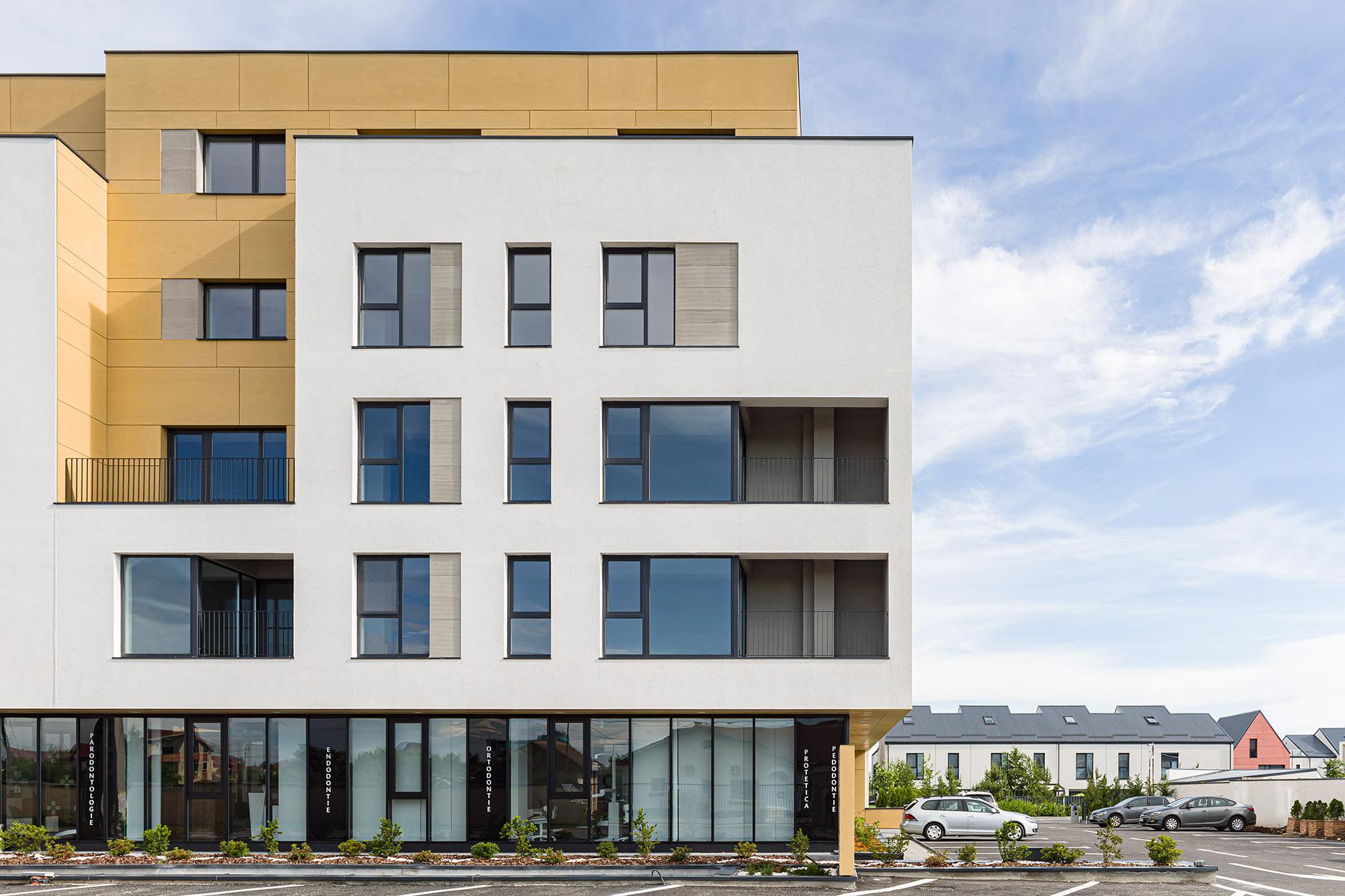 bloc apartamente studioA19 CATTED residences