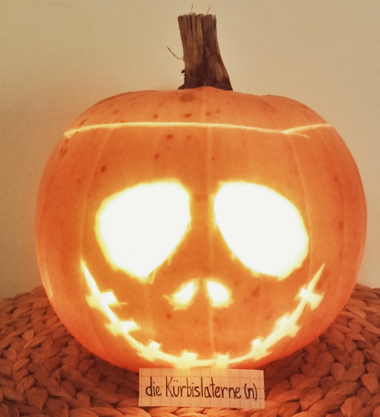 der Kürbislaterne - jack 'o lantern